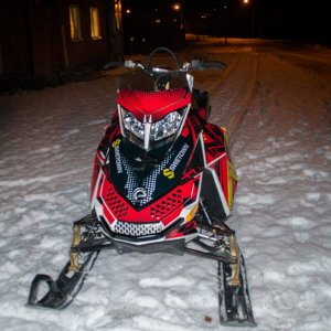 Ski-Doo Summit X 154 Dekalkit.
