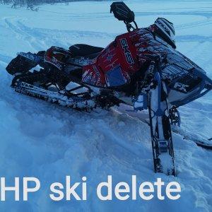 MHP ski delete
